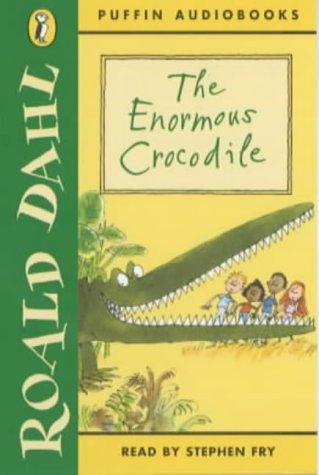 9780140868289: The Enormous Crocodile: Unabridged (Puffin audiobooks)