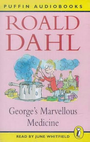 9780140868296: George's Marvellous Medicine: Unabridged (Puffin Audiobooks)