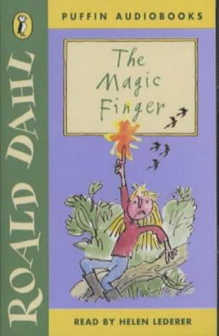 9780140868319: The Magic Finger (Puffin Audiobooks)