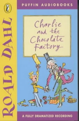 9780140868357: Charlie and the Chocolate Factory (Puffin audiobooks)