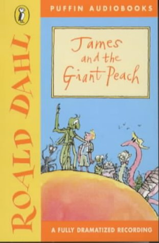 9780140868371: James and the Giant Peach (Puffin audiobooks)