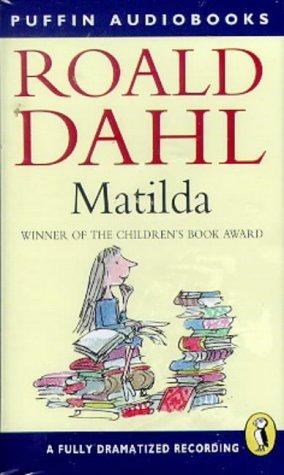 Matilda (Puffin audiobooks): Roald Dahl
