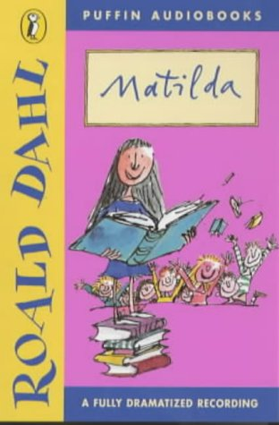 9780140868388: Matilda (Puffin audiobooks)