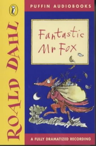 9780140868401: The Fantastic Mr Fox: Dramatisation (Puffin audiobooks)