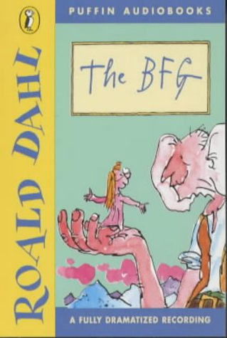 9780140868418: The BFG (Puffin Audiobooks)