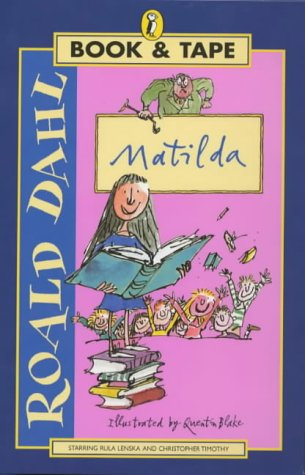 9780140868661: Matilda (Puffin audio book & tape packs)