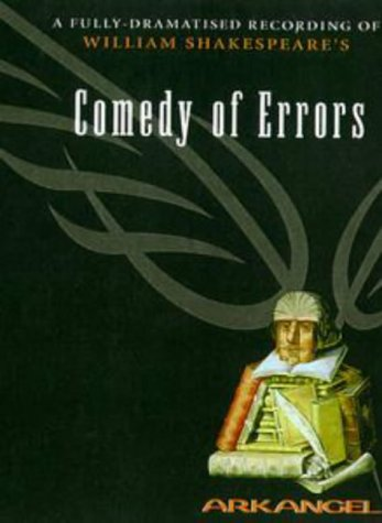9780140868890: The Comedy of Errors (Arkangel audiobooks)