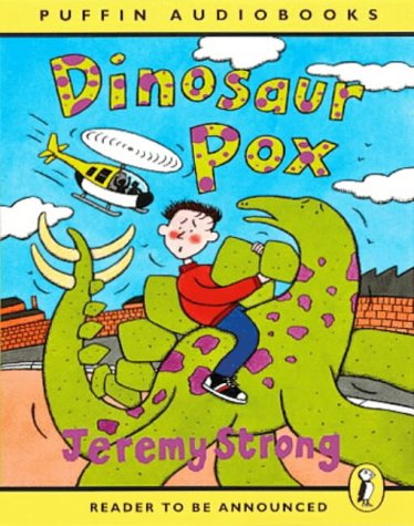 9780140869033: Dinosaur Pox (Puffin audiobooks)
