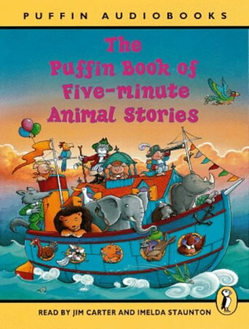 9780140869064: The Puffin Book of Five-minute Animal Stories: Unabridged (Puffin audiobooks)