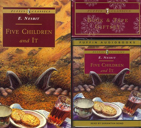 9780140869132: Five Children and it (Puffin audio book & tape packs)
