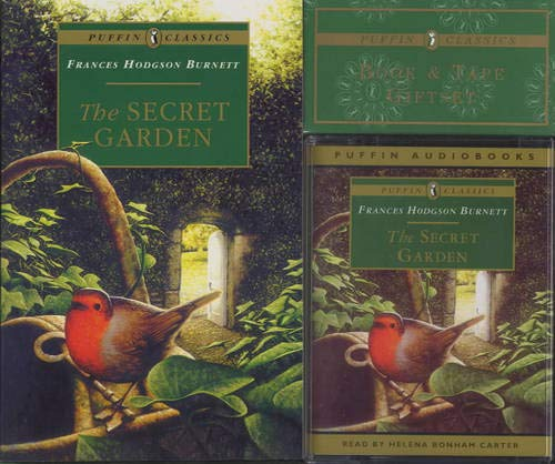 9780140869149: The Secret Garden (Puffin audio book & tape packs)