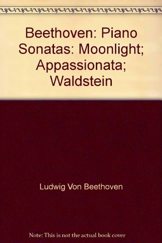 9780140869194: Beethoven: Piano Sonatas