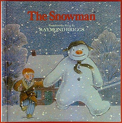 9780140871807: The Snowman: Merchandise