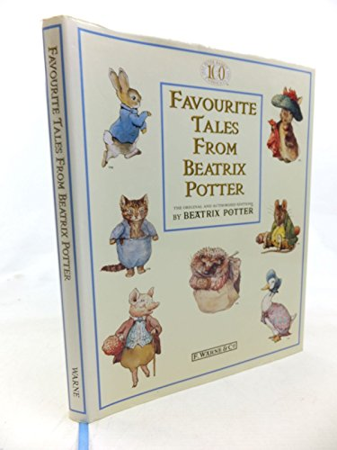 9780140873221: Favourite Tales from Beatrix Potter