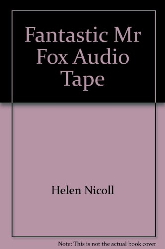 9780140881158: Fantastic Mr Fox Audio Tape