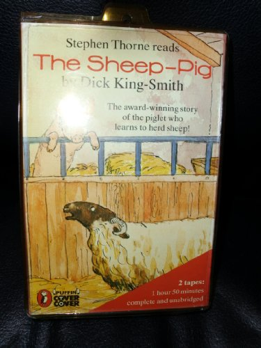 9780140881370: Puffin Cover to Cover Story Tape: Sheep-Pig(2 Tapes)