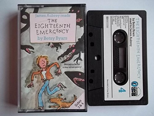 9780140881387: Eighteenth Emergency (Puffin Cover to Cover Story Tape)