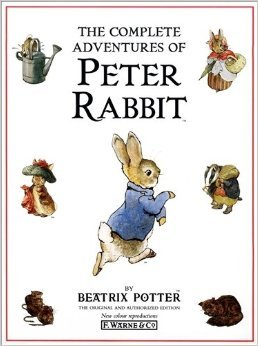 9780140881479: The Complete Adventures of Peter Rabbit (Puffin Cover to Cover Story Tape)