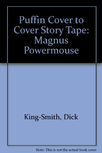 9780140881554: Puffin Cover to Cover Story Tape: Magnus Powermouse
