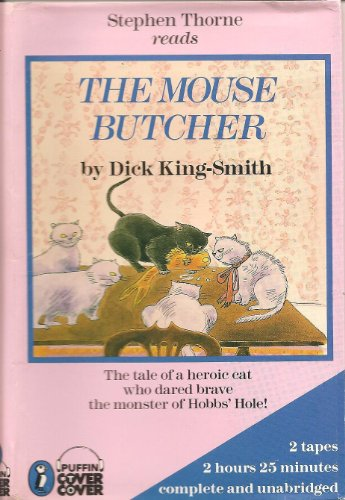 9780140881639: The Mouse Butcher (Puffin Cover to Cover Story Tape)