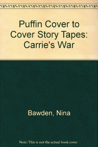 9780140881998: Puffin Cover to Cover Story Tapes: Carrie's War