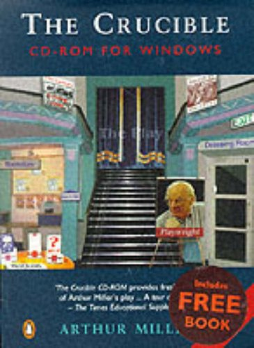 9780140883855: The Crucible: CD-ROM for Windows