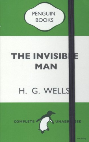 9780140887341: Invisible Man Notebook