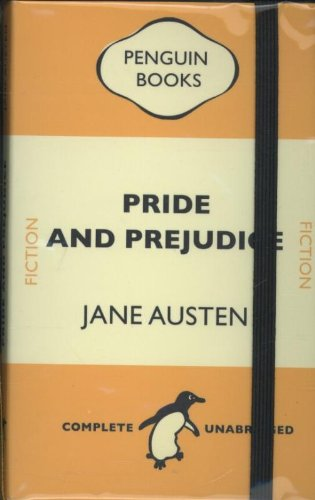 9780140887372: Pride & Prejudice Notebook