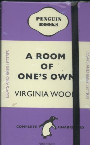 9780140887389: Room of Ones Own Notebook (Penguin Notebooks)