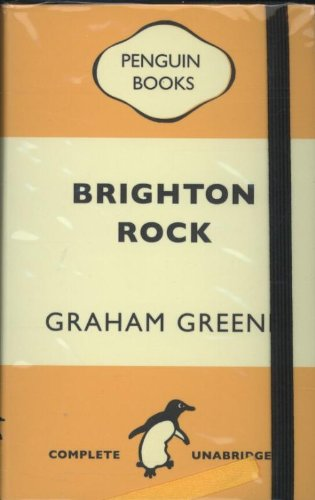 9780140887396: Brighton Rock Notebook