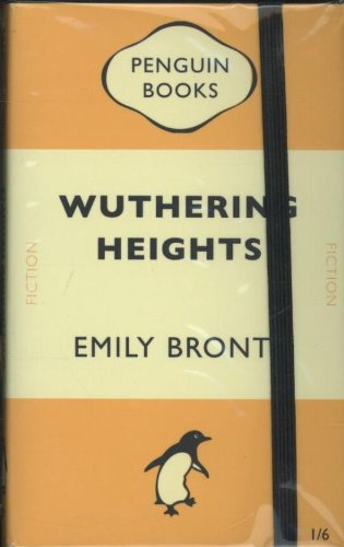 9780140887402: Wuthering Heights Notesbook