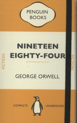 9780140887419: Nineteen Eighty Four Notebook (Penguin Notebooks)