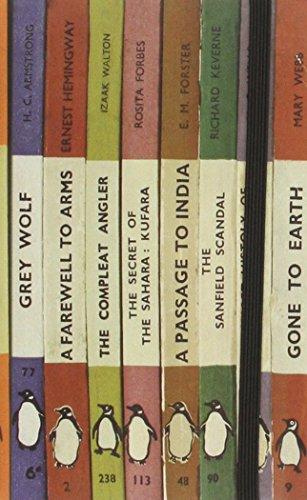 9780140887426: Penguin Classics Spines Pocket Notebook
