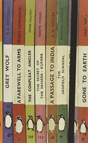 9780140887426: Penguin Classics Spines Pocket Notebook