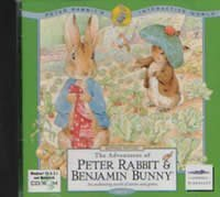 9780140888010: The Adventures of Peter Rabbit and Benjamin Bunny: CD-Rom - Mpc Version