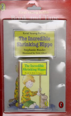 9780140888386: The Incredible Shrinking Hippo (First Young Puffin)