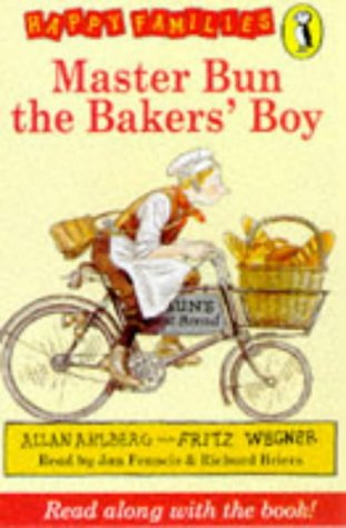 9780140888447: Master Bun the Baker's Boy (Happy Families)