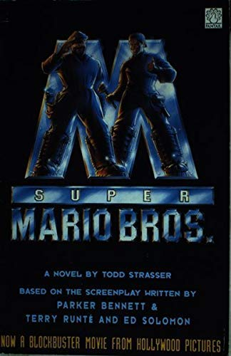 9780140900378: Super Mario Brothers (Fantail)