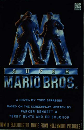 Super Mario Brothers (Fantail) (0140900373) by Todd Strasser