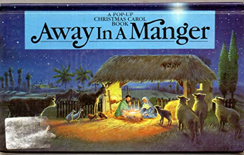 9780140901351: Away in a Manger: Pop-up Book (Fantail)