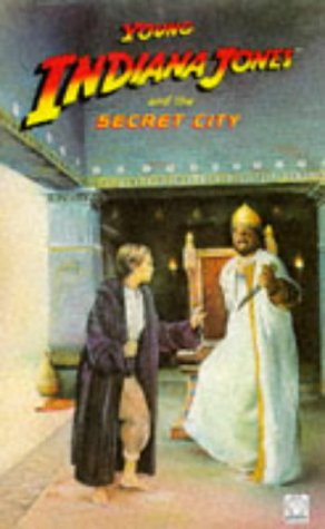Young Indiana Jones and the Secret City (Fantail S.) (0140902163) by Les Martin