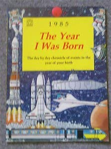 9780140903348: The Year I Was Born: 1985 (Fantail)