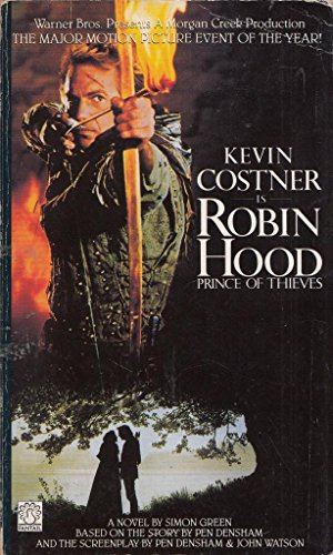 9780140903409: Robin Hood: Prince Of Thieves