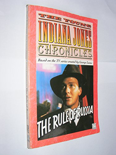 9780140903669: The Young Indiana Jones Chronicles: Rule of Russia Bk. 4 (Fantail)