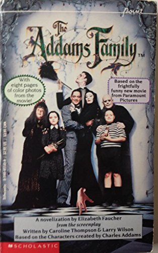 9780140903676: The Addams Family