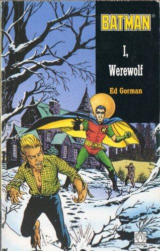 9780140903843: Batman: I, Werewolf (Fantail)