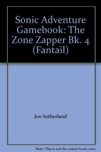 9780140904079: Sonic Adventure Gamebook: The Zone Zapper Bk. 4 (Fantail)