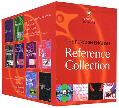 9780140907575: Penguin English Reference Set (Mixed)
