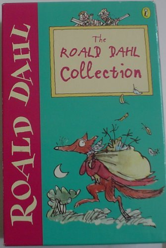 9780140907629: The Roald Dahl Collection 6 Book Boxed Set (Roald Dahl Collection)
