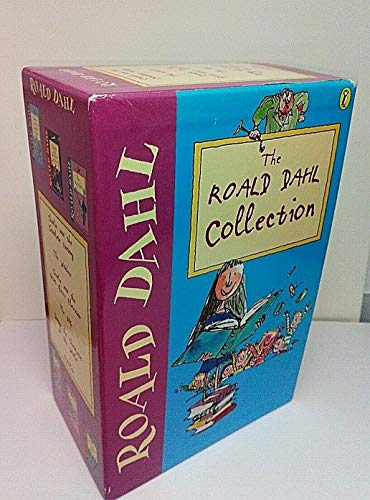 9780140907636: The Roald Dahl Collection